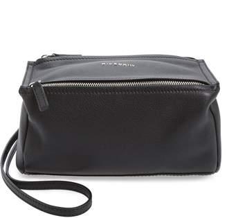 Givenchy 'Mini Pandora' Sugar Leather Shoulder Bag
