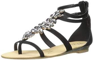 Paris Hilton Women's Nifty Strappy Sandal