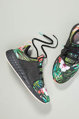 New Balance Floral Cruz Sneakers