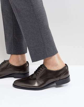 Aldo Exzephir Leather Derby Shoes