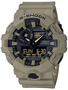 G-Shock New G Shock Men's Ga 700 Utility Series Watch Fitted