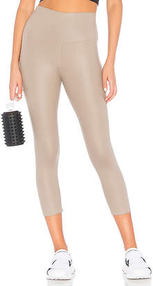 Alo High Waist Airbrush Capri