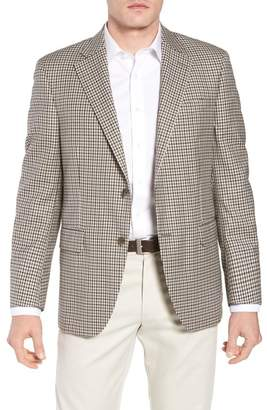 Peter Millar CLASSIC FIT GINGHAM CHECK SPROT COAT