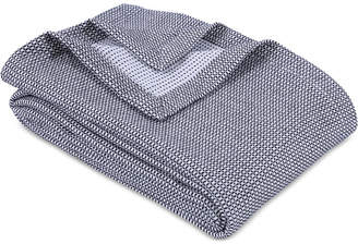 Berkshire Modern Brick-Weave King Bed Blanket