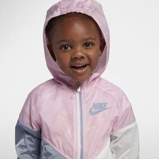 Nike Sportswear Windrunner Younger Kids'(Girls') Jacket