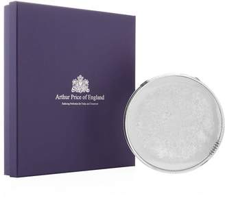 "Arthur Price Of England 8"" Round Embossed Gallery Tray"