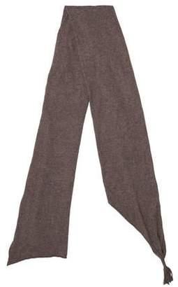 AllSaints Wool-Blend Knit Scarf