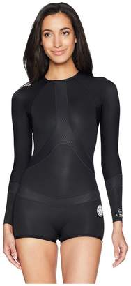 Rip Curl Madi Long Sleeve Boyleg Spring Suit Women's Wetsuits One Piece