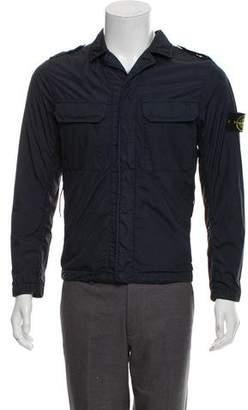 Stone Island Lightweight Windbreaker Jacket