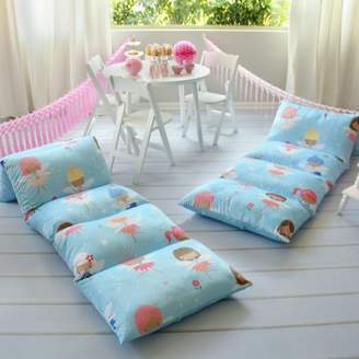 Zoomie Kids Hoopeston Fairy Themed Pillow Cover