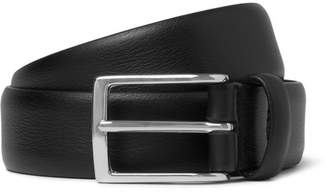 Andersons Anderson's 3cm Black Leather Belt