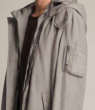 AllSaints Berwyn Parka Coat