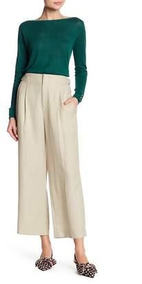Club Monaco Terran Solid Linen Pants