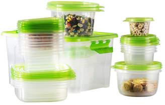 Wayfair Basics Wayfair Basics Plastic 27 Container Food Storage Set