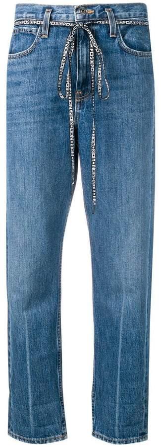 PSWL Paperbag jeans