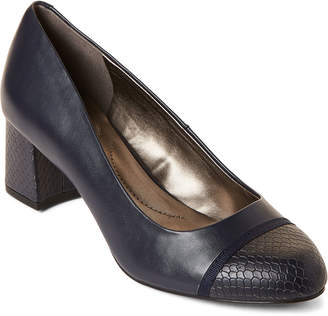 7f276d5b2bf Bandolino Block Heel Pumps - ShopStyle