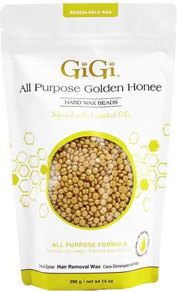 GiGi All Purpose Golden Honee Hard Wax Beads