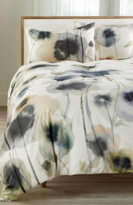 Treasure & Bond Floral Print Duvet Cover