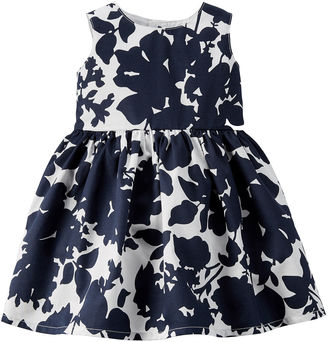 CARTERS Carter's Floral-Print Dress - Baby Girls newborn-24m $38 thestylecure.com