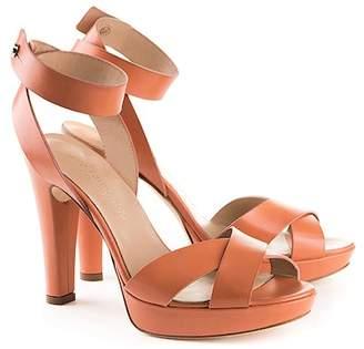 Formentini Perla Ornella Leather Sandal