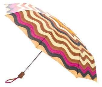 Missoni Striped Woven Umbrella