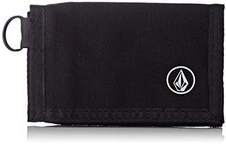 Volcom Men's Full Stone Cloth Wallet Accessory