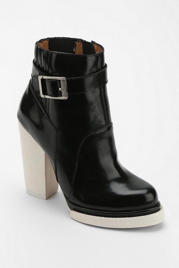 Jeffrey Campbell Ochoa Platform Ankle Boot