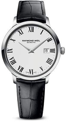 Raymond Weil Toccata Stainless Steel Watch, 39mm