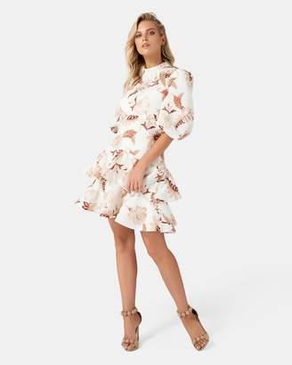 Thurley Folklore Mini Dress