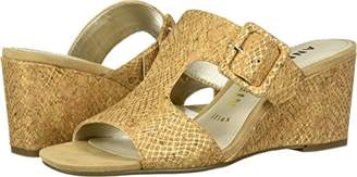 Anne Klein Women's Nilli Dress Wedge Sandal