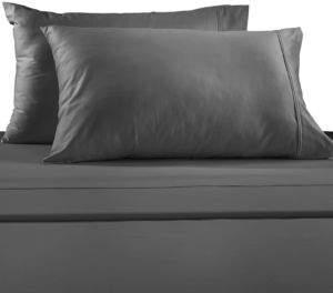 Grace Home Fashions 300 Thread Count Cotton 6-Piece Sheet Set