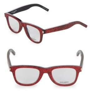 Saint Laurent 48MM Optical Glasses