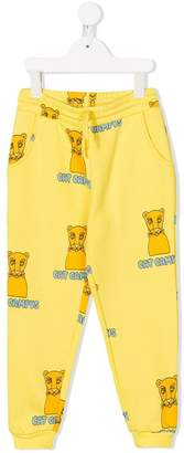 Mini Rodini Cat Campus sweatpants