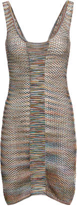 Missoni Mare Ruched Short Cover-Up