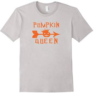 Pumpkin Queen Tshirt Happy Halloween Cute Trendy