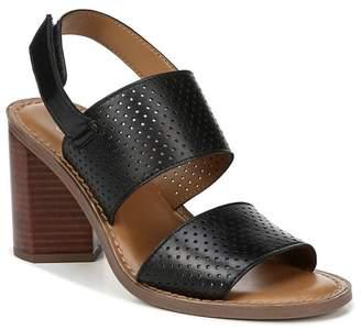 Franco Sarto Devine Perforated Slingback Sandal