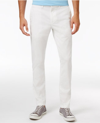 American Rag Men's Stretch Chino Pants, Only at Macy's $30 thestylecure.com