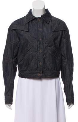 Christian Lacroix Denim Casual Jacket