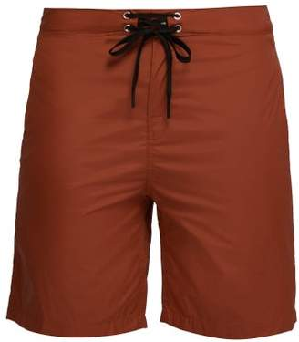 Solid & Striped The Boardshort Swim Shorts - Mens - Red