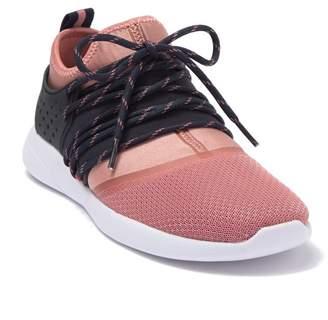 LDS Fabletics Active Pink Navy Sneaker