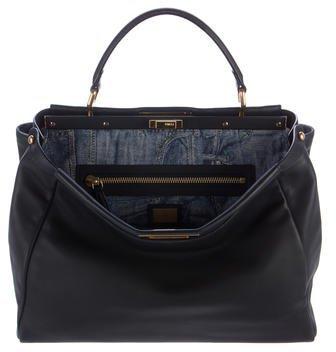FendiFendi Large Peekaboo Bag