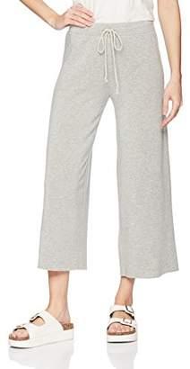 Velvet by Graham & Spencer Women's Avalyn Soft Fleece Wide Leg Pant