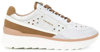 Twin-Set platform sneakers