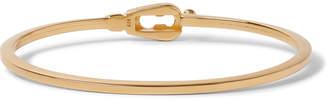 Miansai Centra Gold-Plated Sterling Silver Bracelet