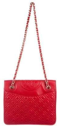 Tory Burch Leather Marion Shoulder Bag