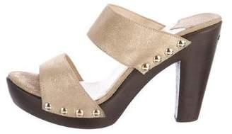 Jimmy Choo Ulrika Platform Slide Sandals