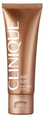 Clinique Self Sun Face Tinted Lotion/1.7 oz.