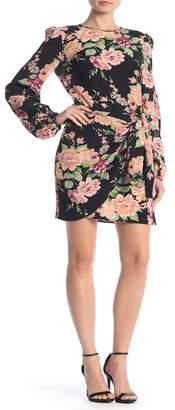 Yumi Kim Tie Me Over Floral Dress