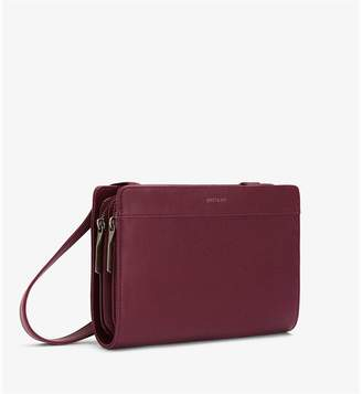 Matt & Nat Matt And Nat Castell Vintage Crossbody Bag - Cerise