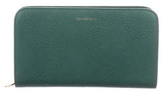 Tiffany & Co. Leather Travel Wallet